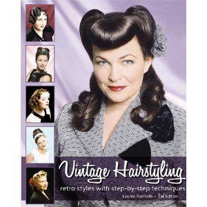 vintage hair ideas book