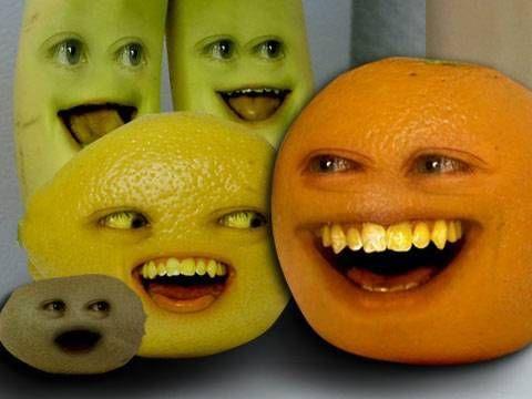 Annoying Orange - Annoying Orange Wazzup now on DevelopMobileWebs... - developmobilewebs...