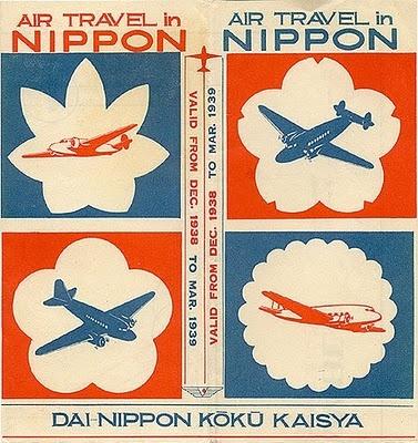 1930s Travel Graphics