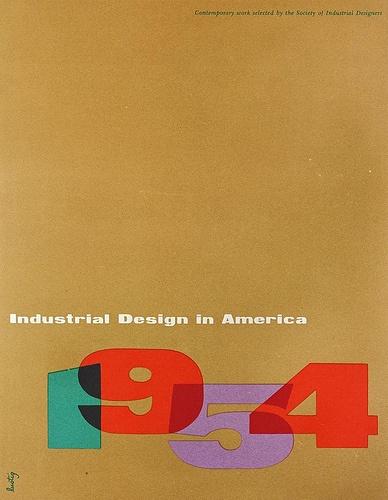 Alvin Lustig, Industrial design in America 1954