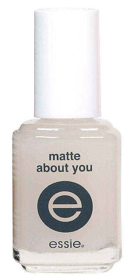 Make any nail polish instantly matte