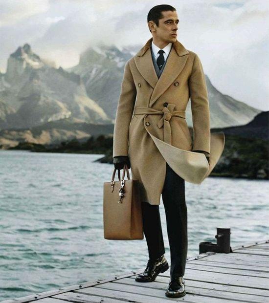Werner Schreyer by Alasdair McLellan for Louis Vuitton FW 2012