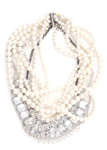 diamonds and pearls!