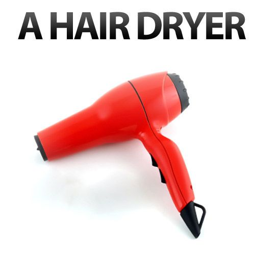 13 Unusual Uses for a Hair Dryer