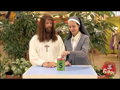 Funny Video - Jesus Pranks Compilation - movies.chitte.rs/...