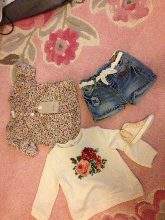 Zara baby - outfit attire