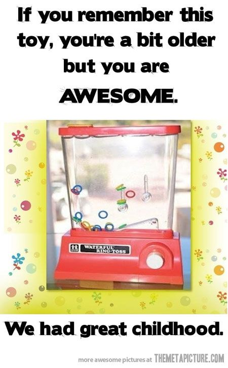 If you remember this toy…