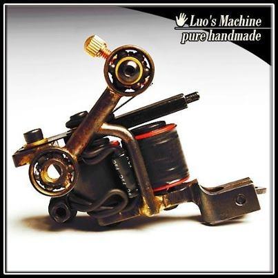 New brand custom Luo's Machine handmade Tattoo Machine Gun