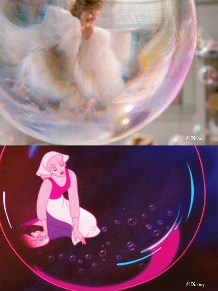 Enchanted & Cinderella