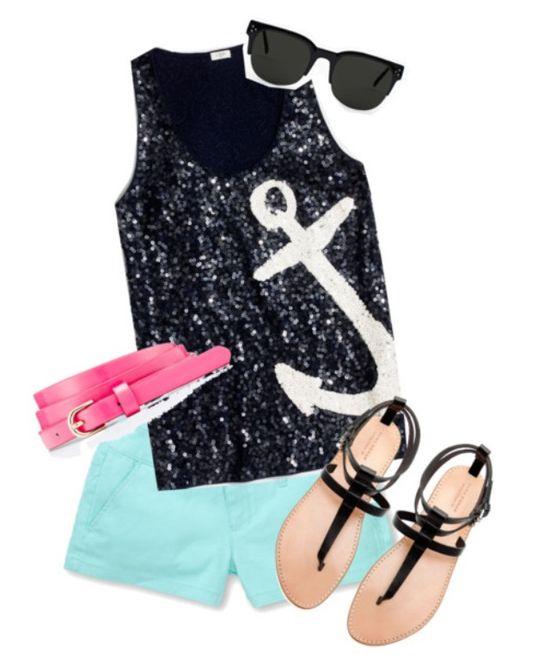 Summer fun #Clothes #Nautical #Summer