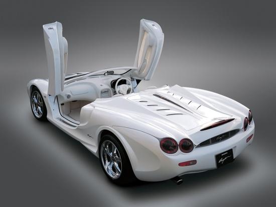 The Orochi, 2001 concept car by Mitsuoka