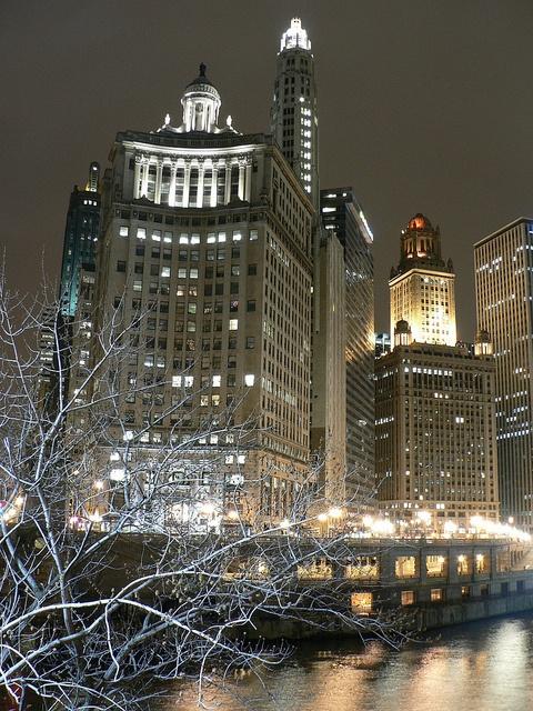 Chicago - Michigan Ave