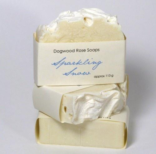 Peppermint, Eucalyptus and Lavender Handmade Soap