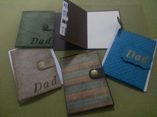 gift card holders for dad