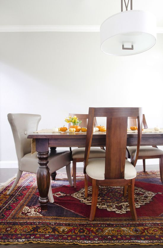 Dining Room by Sarah Stacey Interior Design
