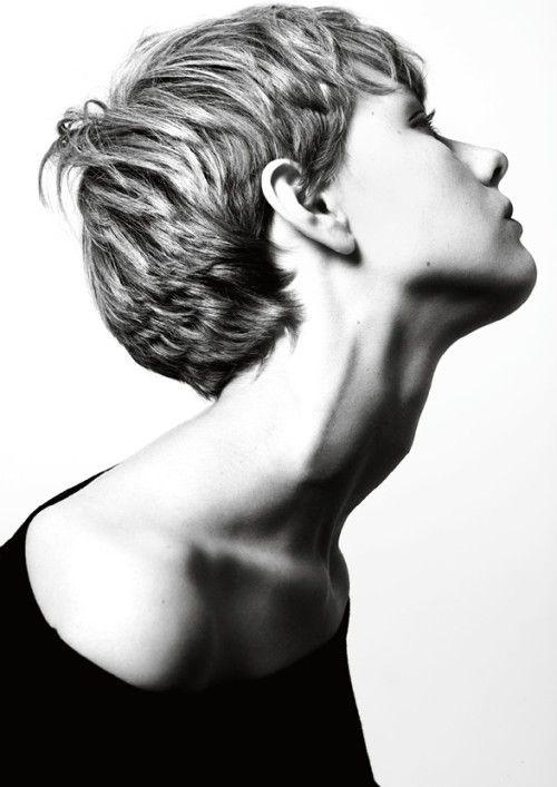 #hair Crop volume  #hair #pixiecut #pixie