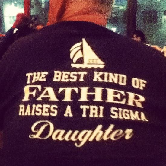 Tri Sigma father