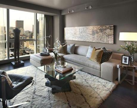 Modern home interior #home interior design 2012