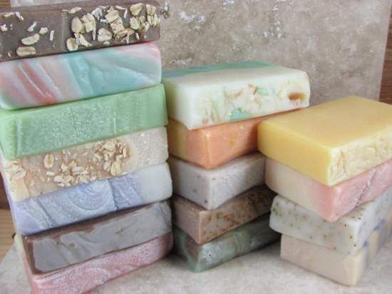 Variety of soap