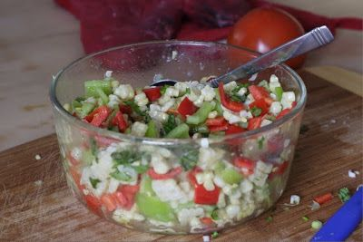 Corn Tabouleh: Healthy Eating for Ordinary People