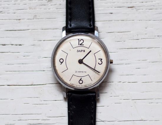 1950s soviet watch