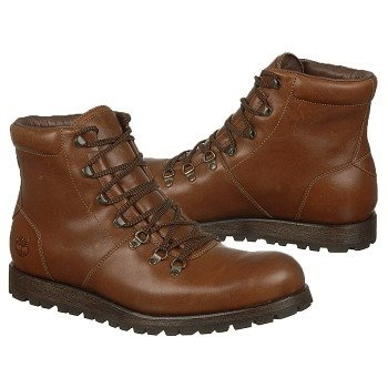 Timberland Heritage Alpine Hiker Boots (Brown) - Men's Boots - 7.5 W