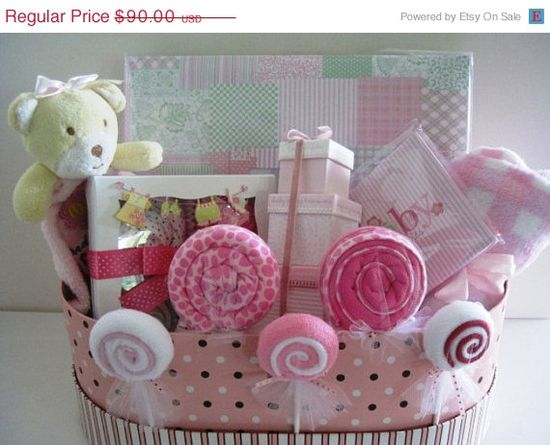 Huge Baby Gift Basket I do these all the time, people invite just to see what the next one will look like
