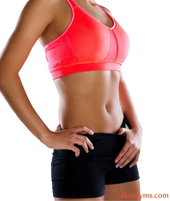 8 Great Ways to Help You Achieve a Flat Belly #skinnyms #fitness #abs
