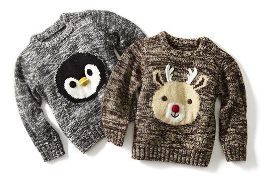 @Joe Fresh baby boy character sweater #comingsoon