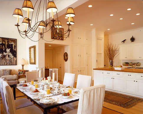 Kitchens - Interior Design Photo Gallery - Timothy Corrigan
