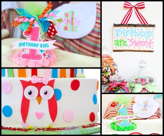 owl-theme Party