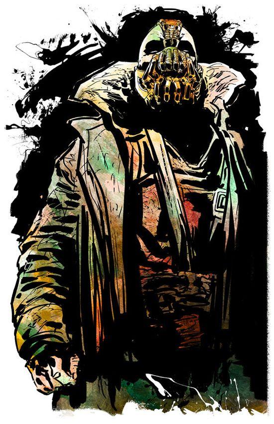 """""""Villains""""; by Ken Krekeler"""