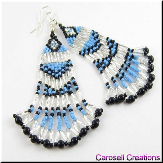 Jewelry, Earrings, Beaded