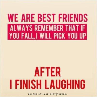This is for ALL of my besties! I don't have just one! Luv u much! muwah!