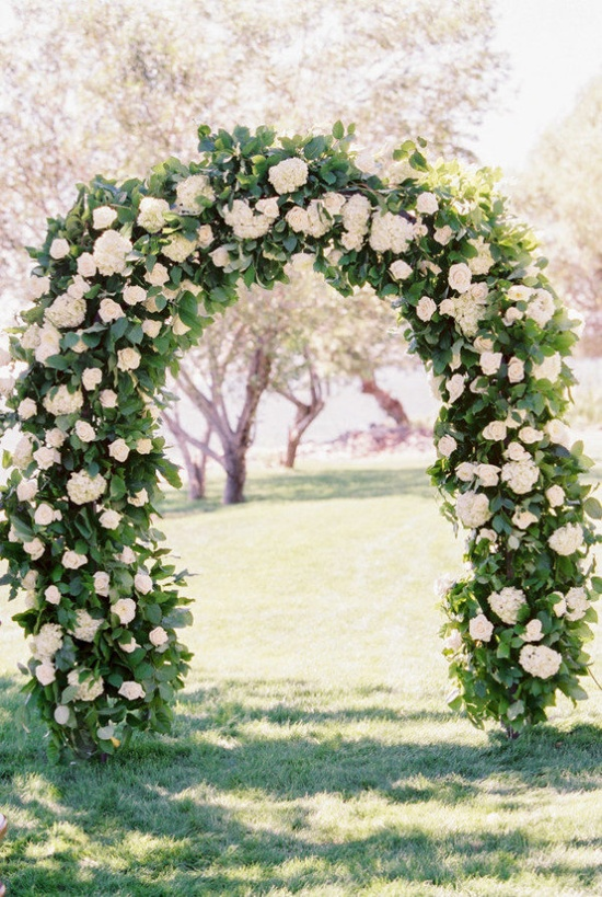 Arch perfection. Photography by myrtleandmarjoram..., Planning by mapevents.com, Floral Design by willowfloraldesig...