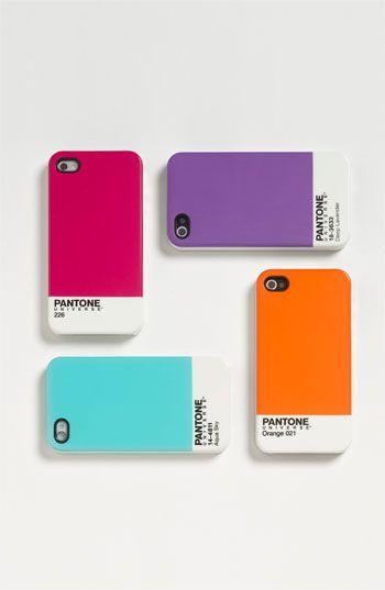 PANTONE iPhone Cases!!