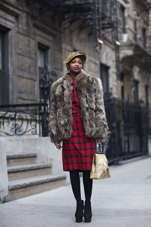New York, Fashionable- The Sartorialist