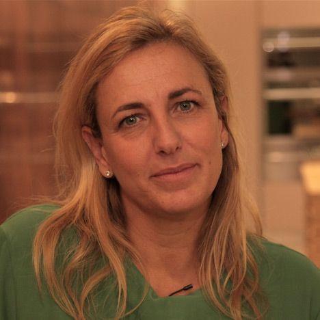 Patricia Urquiola the hard working designer