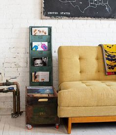 18 fantastic and interesting industrial home decor ideas