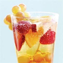 Easy Fresh Fruit Juice Coolers