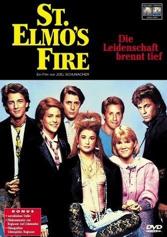 St. Elmo's Fire -- forgive me...I'm a child of the 80's