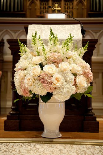 love these arrangements for the church