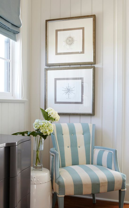 Tracery Interiors  Picture framing