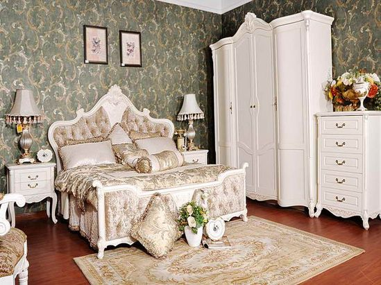 French Bedroom Designs Cabinets