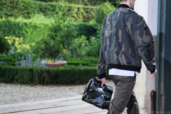 Camouflage Valentino S/S 13