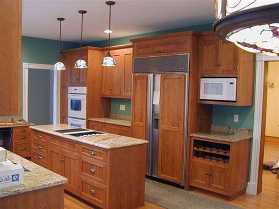 Intimate Victorian Kitchen Design Ideas