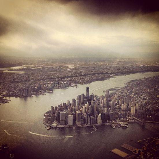 Manhattan by Jamie Beck