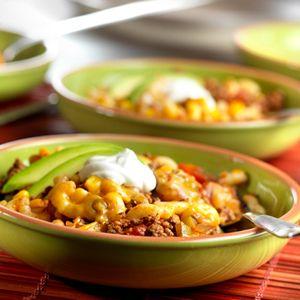 Pace Southwestern Cooking - Recipe - Mexi-Mac