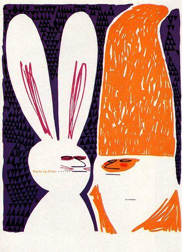 Art Shipman Illustration 1960/61