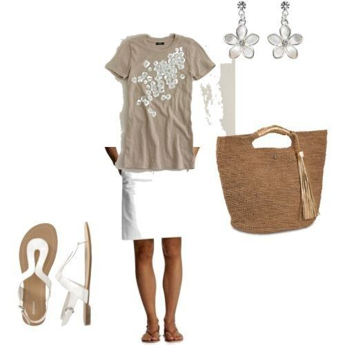Summer outfits #summer clothes style #my summer clothes